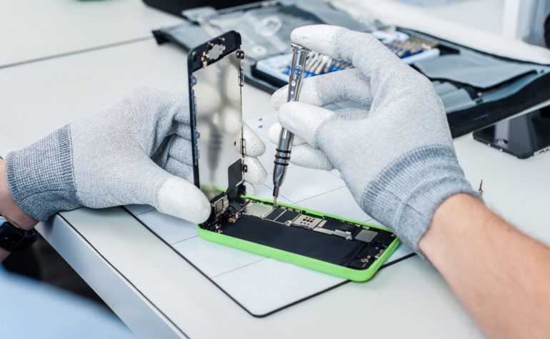 IPhone reparation i Odense er en god ide